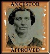 Ancestors Approved Award